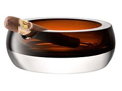 Sigar Askebeger LSA Whisky Club med gravering