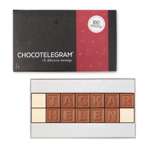 Chocogram – Personlig choklad