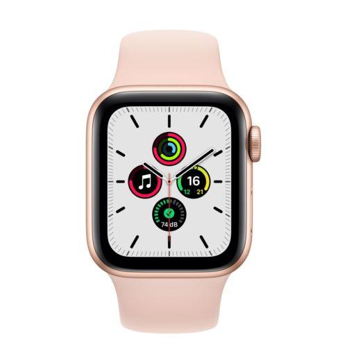 Julegavetips til kjæresten henne - Apple Watch SE