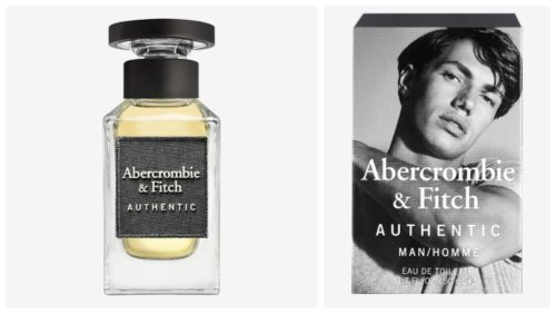julegavetips til mannen 2019: Authentic Men EdP fra Abercrombie & Fitch