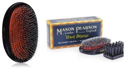 julegavetips til mannen: Large Military Nylon & Bristle fra Mason Pearson