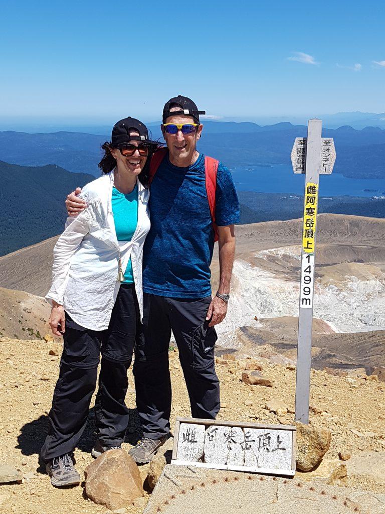 Summit- mount meakan