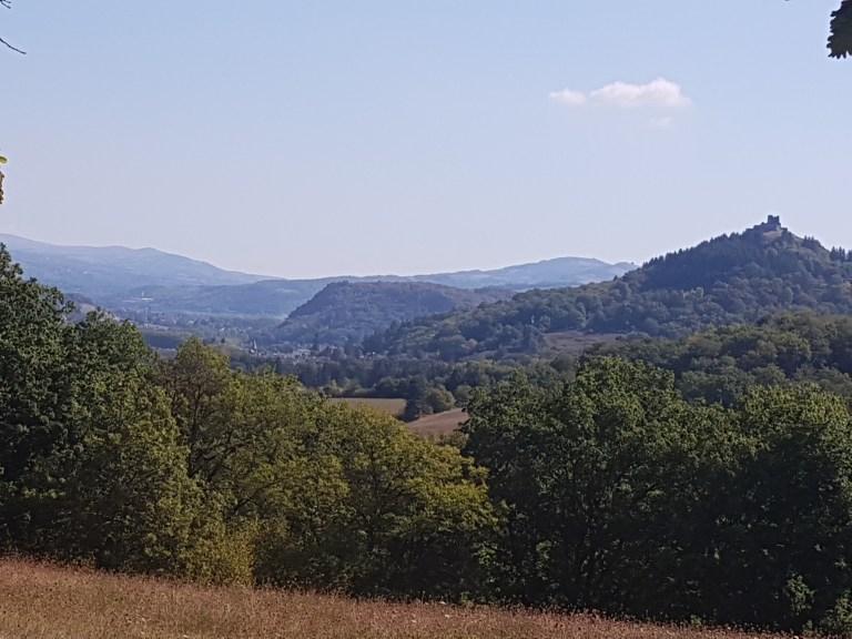 Espalion landscape