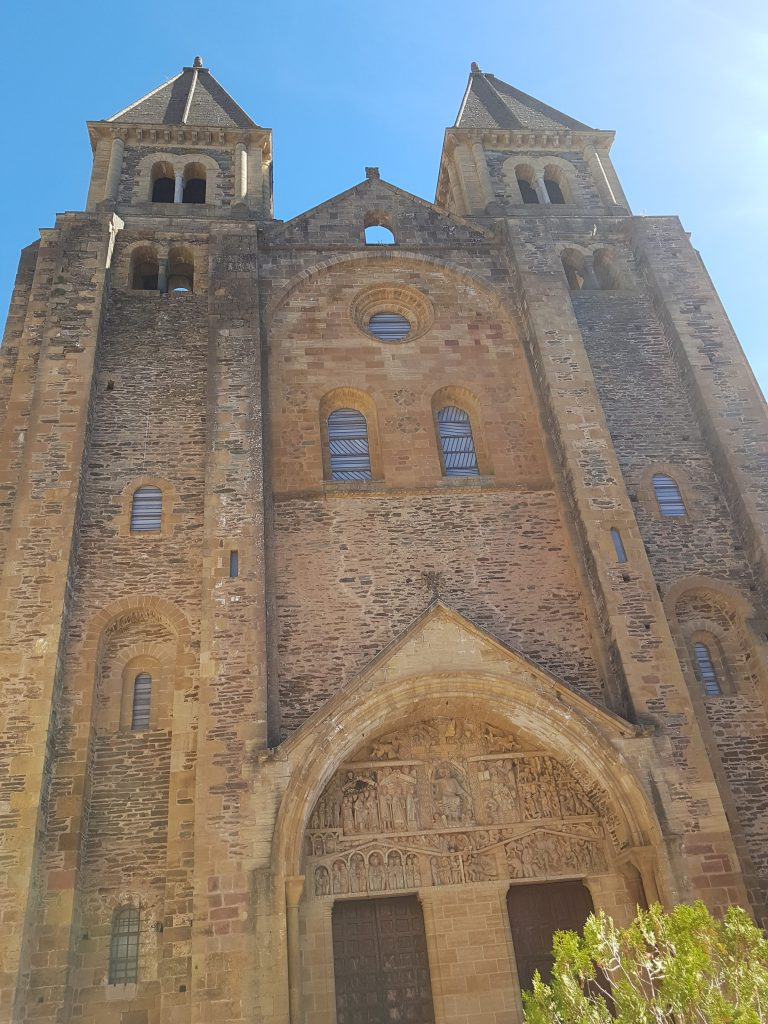 Conques Church