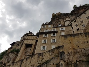 Rocamadour from the valley