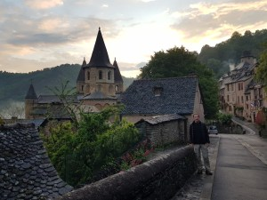 Conques in May