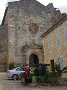 Miradoux church