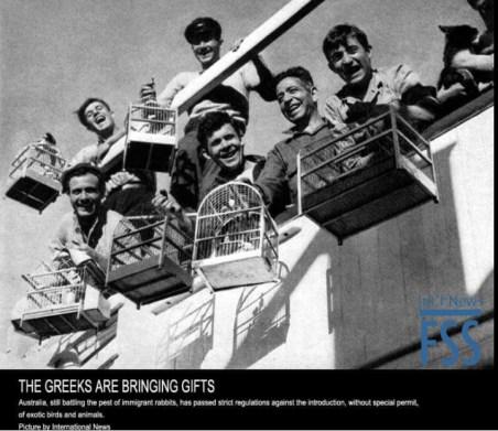 Greeks bearing gifts-FSS