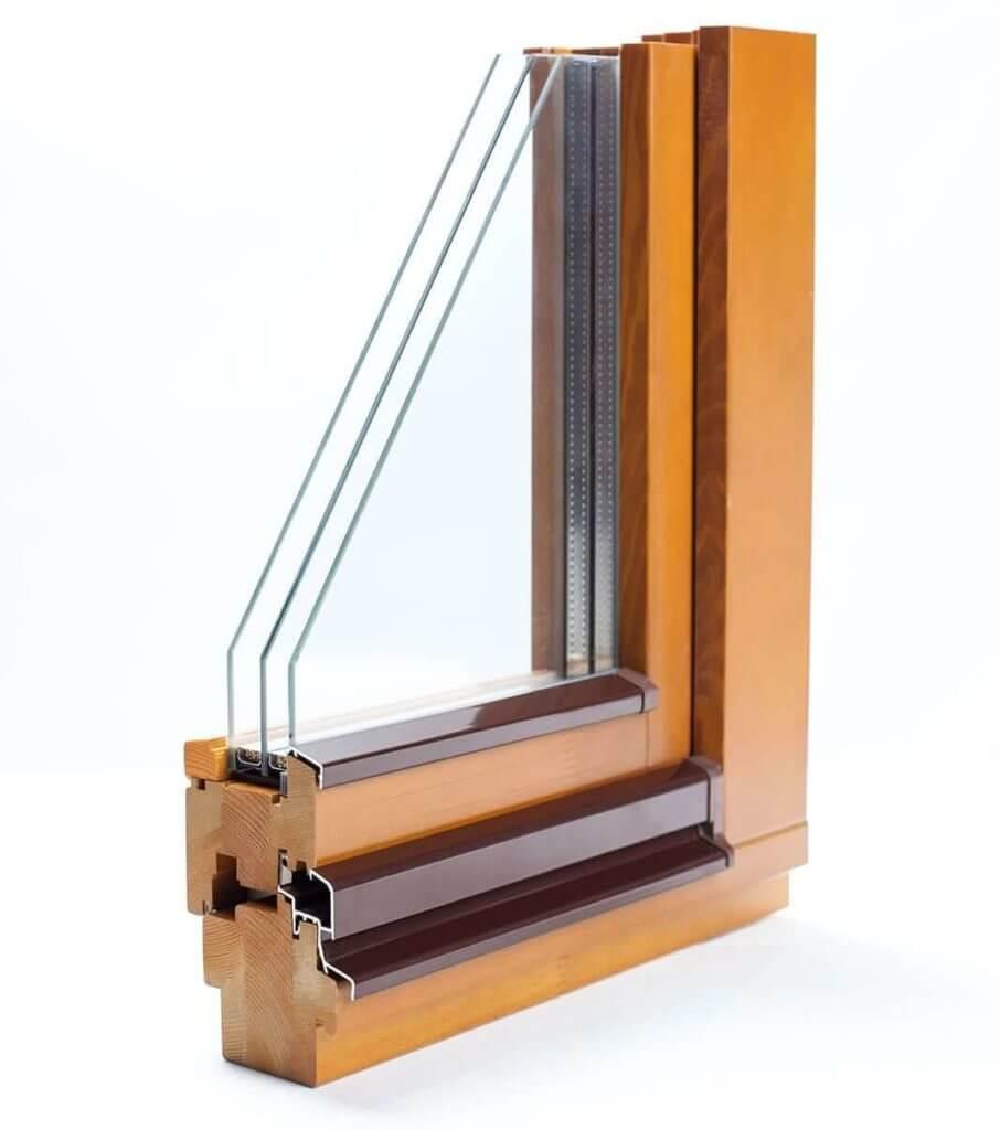Деревянные окна в Гомеле финестрелли 5