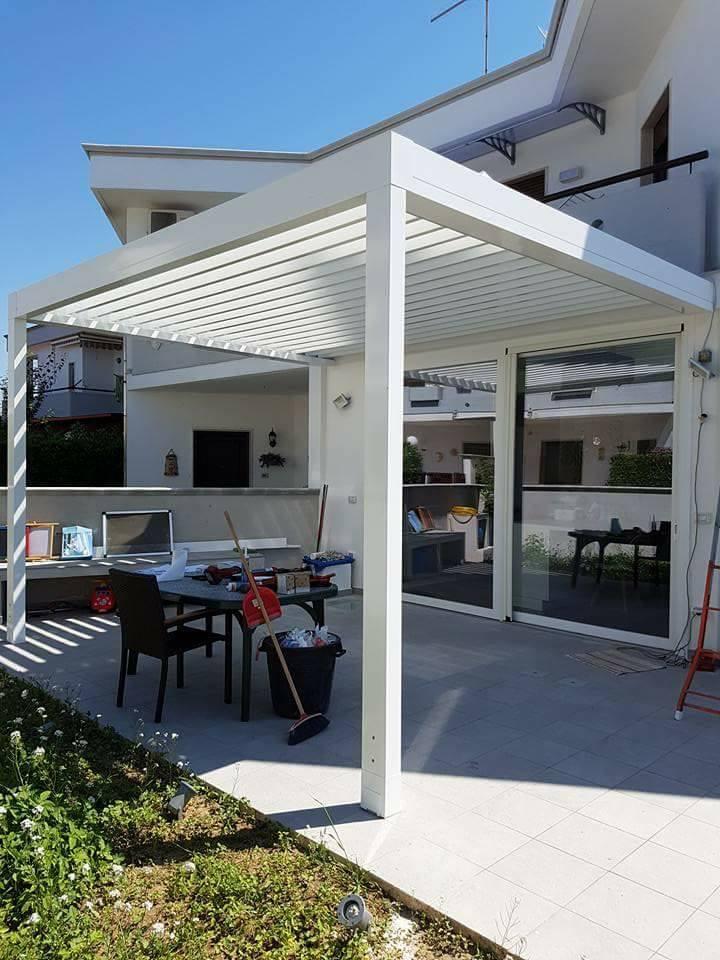 Come trasformare un balcone in una veranda da sogno senza
