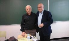 Josep Miquel Gràcia i Esteve Mirabete d'Òmnium