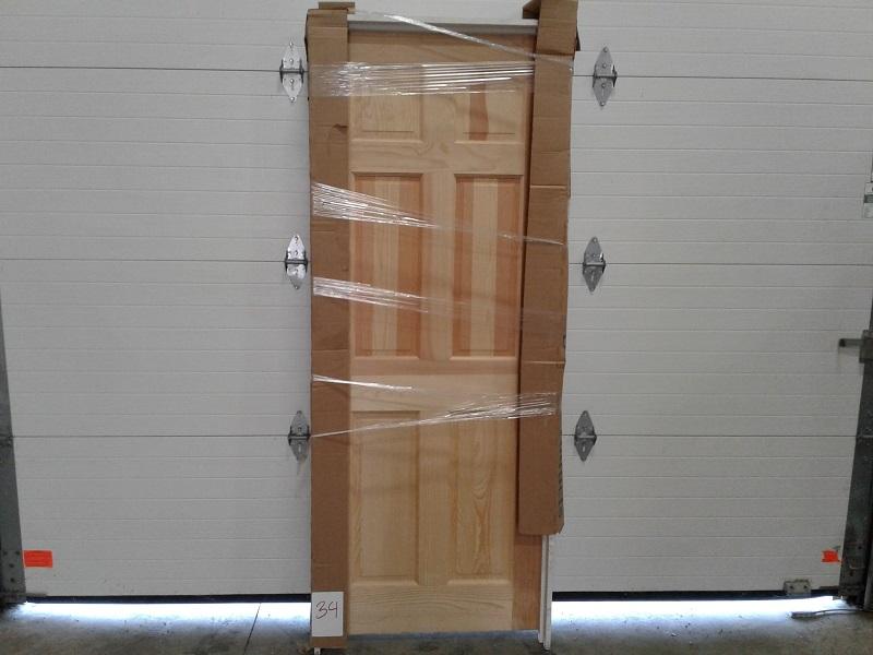 Interior Pre Hung / 2/6×6/6 / 6 Panel Pine / CLYS000034
