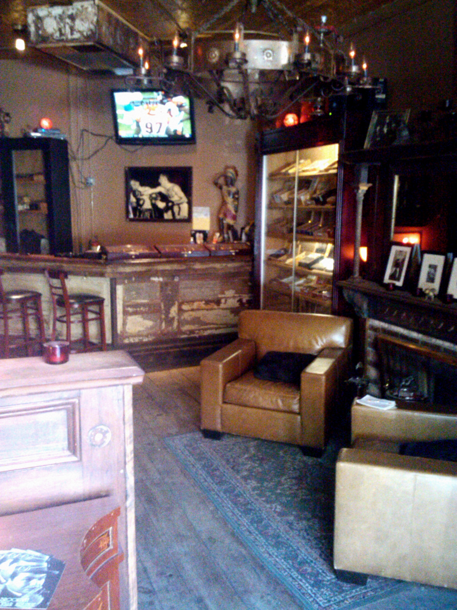 New Yorks Best Cigar Lounges  Fine Tobacco NYC