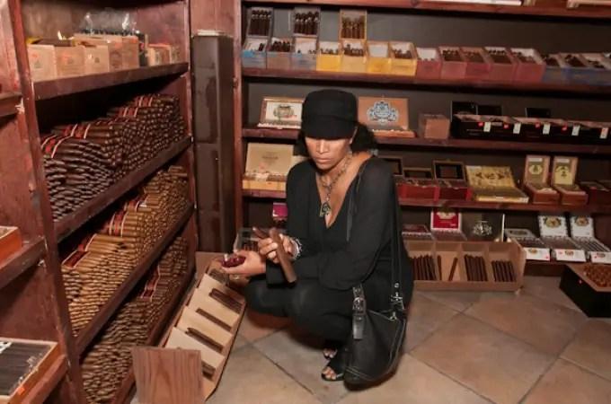 San Diegos Newest Cigar and Wine Caf Habanos Grand