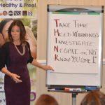 Lisa Lieberman-Wang, Relationship & Emotional Health Coach, FINE to FAB