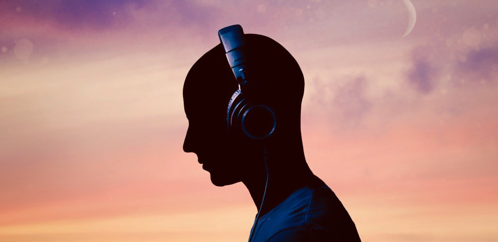 Headphones Silhouette