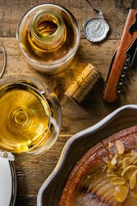 Muscat wine pairs brilliantly with desserts