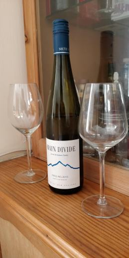 Main Divide Riesling Pegasus Bay