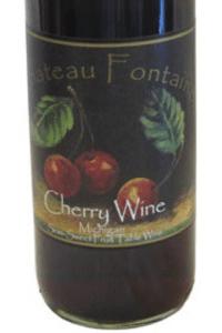 Fruit wine label
