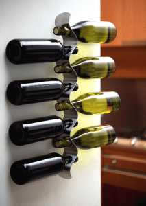 Unique wine rack