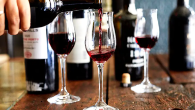 What is fortified wine?