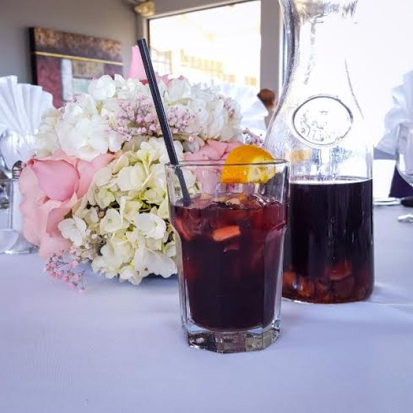 Red Wine Sangria | Coco Palm Hill