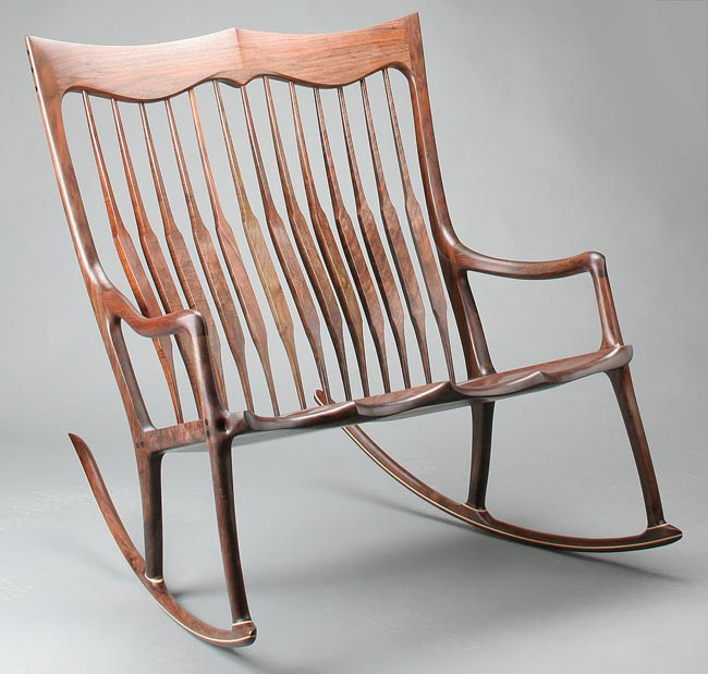 Maloof Rocking Chair Plans