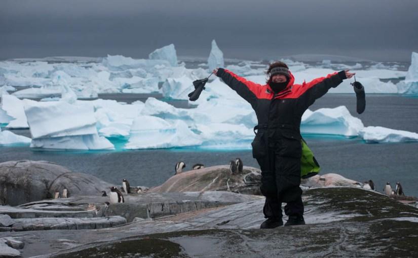 Hovgaard, Antarctica