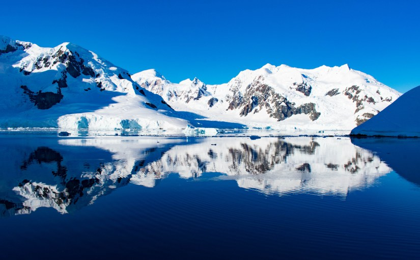 Another day in Paradise … Antarctica!
