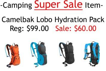 Lobo Backpacks