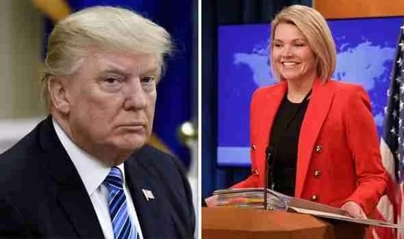 Trump's U.N. Ambassador Pick Canned Herself 7