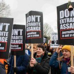 Breaking News: Julian Assange Arrested & to be Charged By U.S. 9