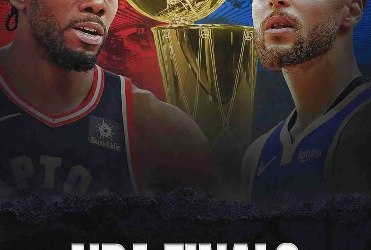 The 2019 NBA Finals are Tonight? Who You Got? 12