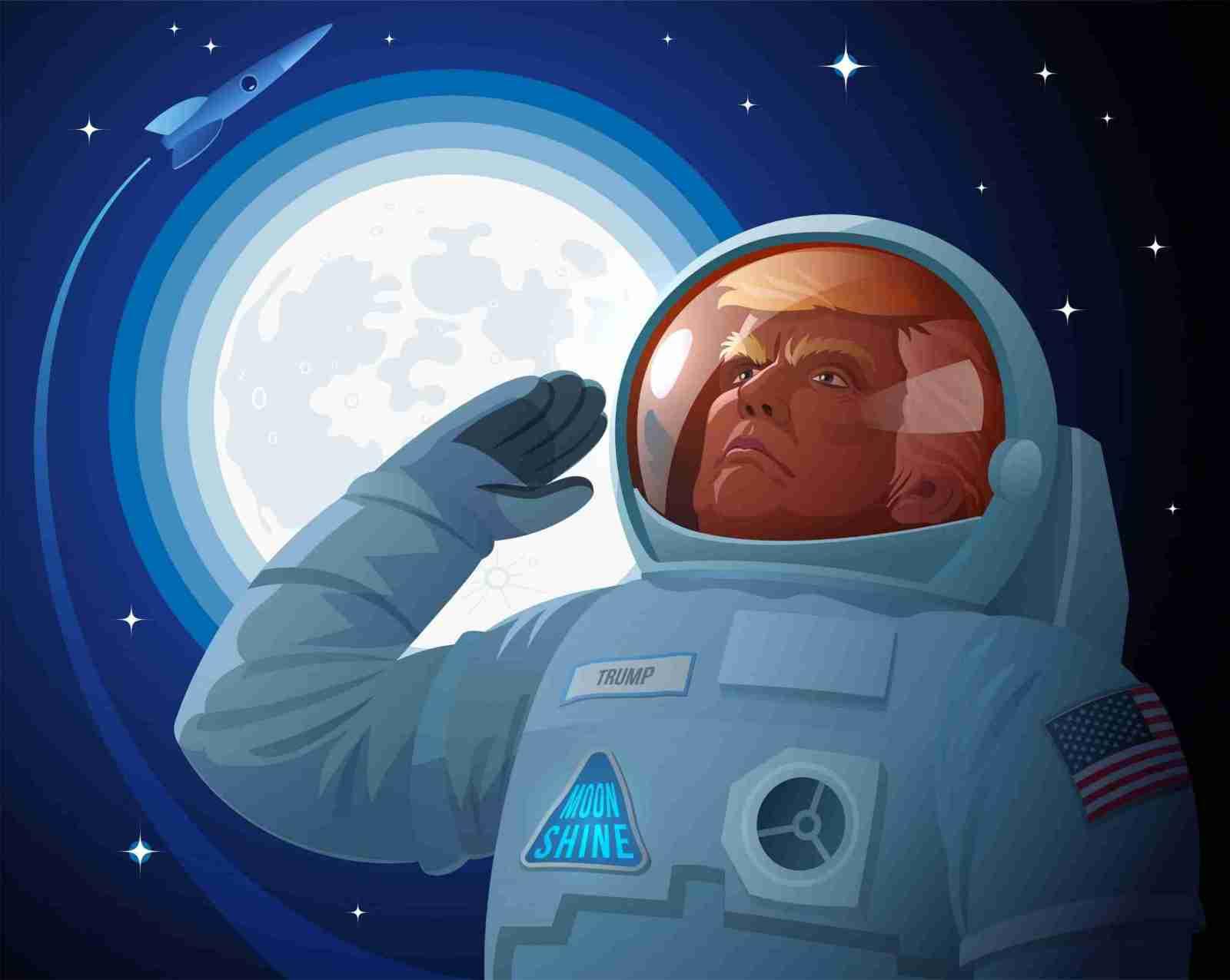 President Trump Establishes the U.S. Space Command 7