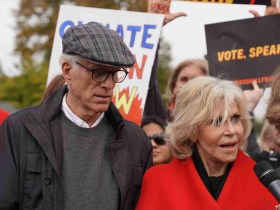 Jane Fonda Arrested for Third Time Today with Ted Danson 9