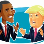Barack Obama & Donald Trump Tie as the Most Admired Man this Year 10