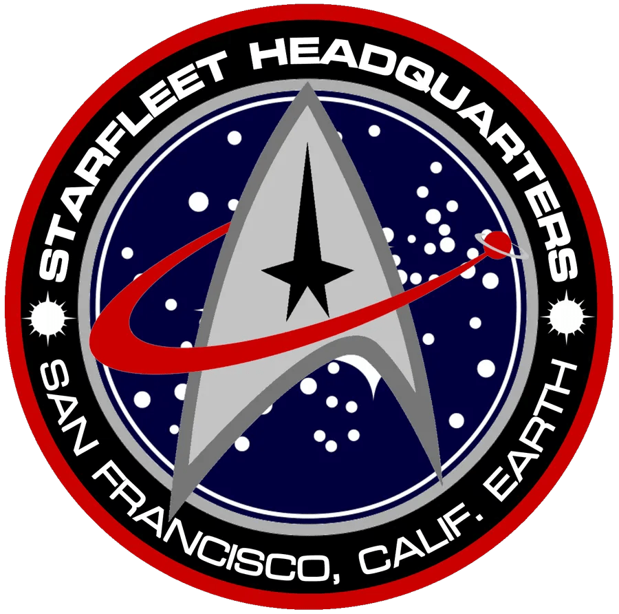 President Trump Unveils New Space Force Logo - Did They Steal from Star Trek? 10