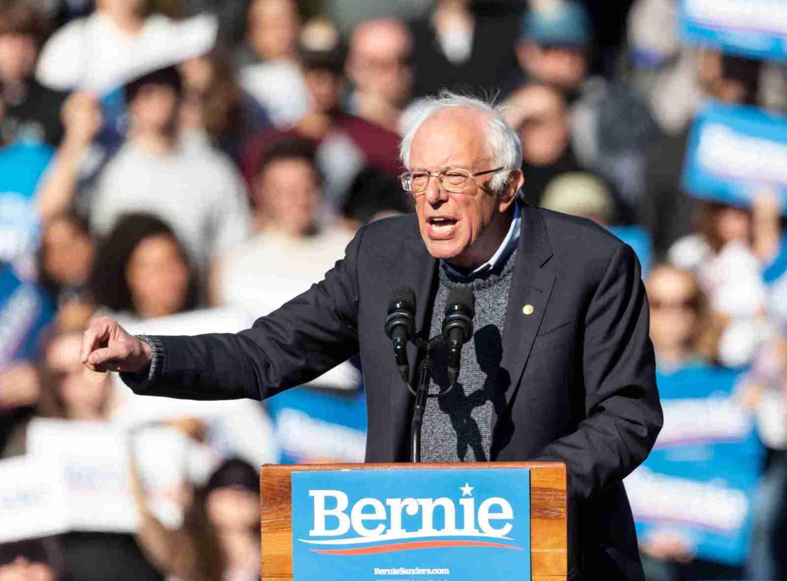 It's Official Bernie Sanders Wins New Hampshire 7