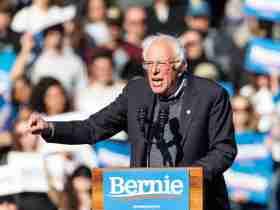 It's Official Bernie Sanders Wins New Hampshire 8