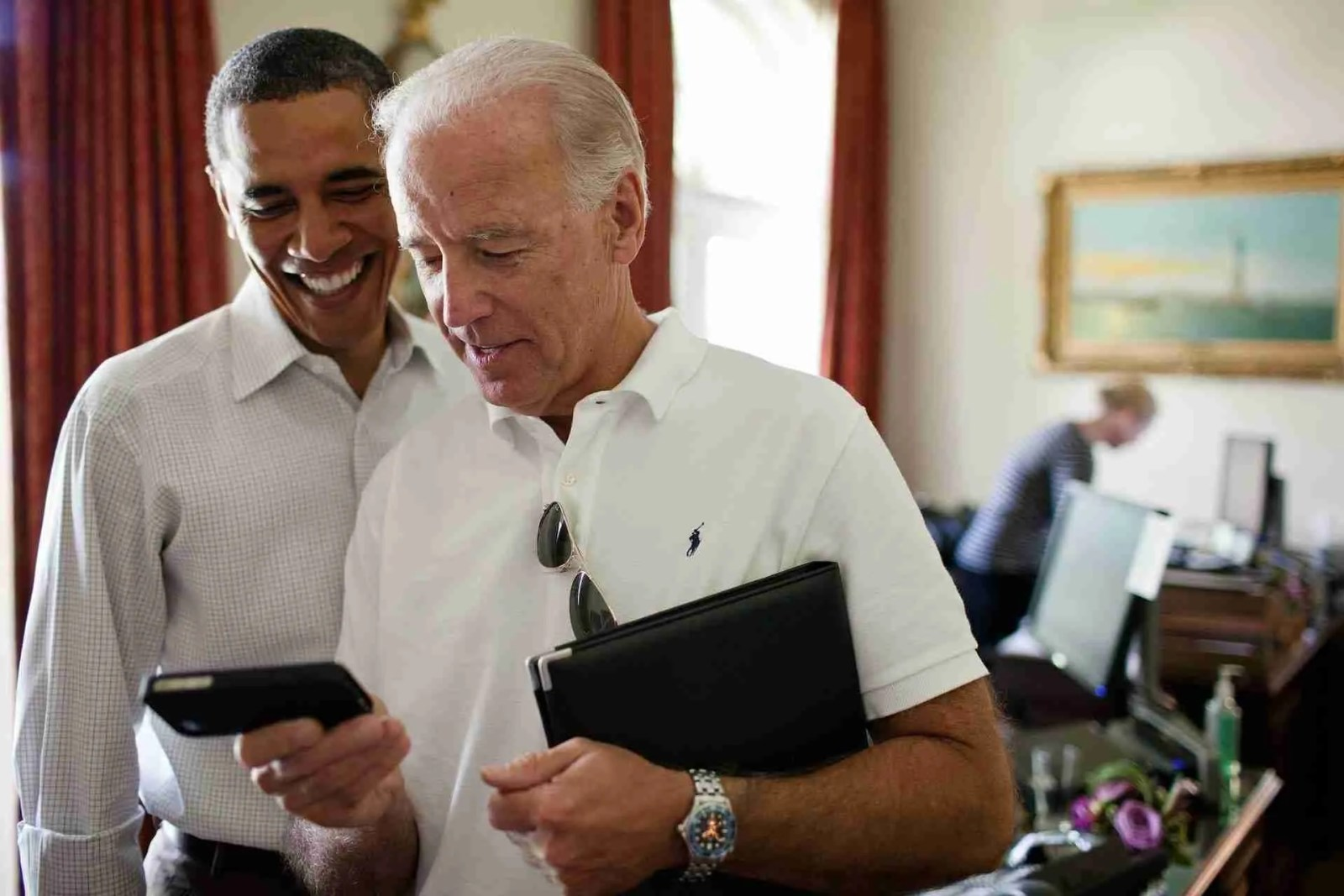 Is Joe Biden Going to Pick Obama as His Vice President? 7