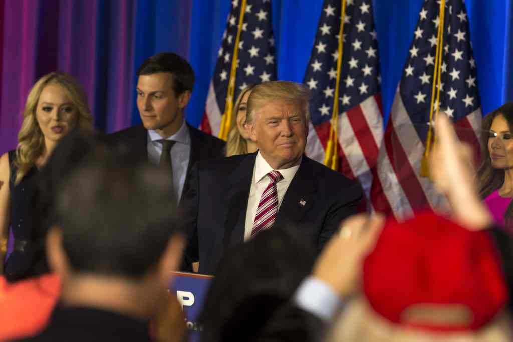 President Trump, to Deliver Convention Speech from White House? 10
