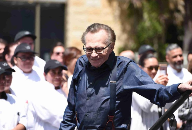 Television and Radio Legend Larry King Dead at 87 15