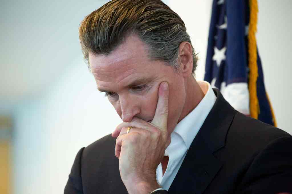 Liberals will Shit If Caitlyn Jenner Defeats Gavin Newsom in the Race for Governor of California 9
