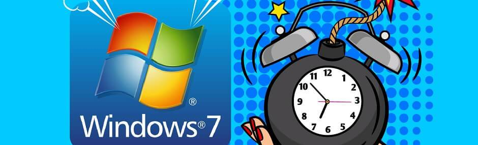Beware - Windows 7 End of Life