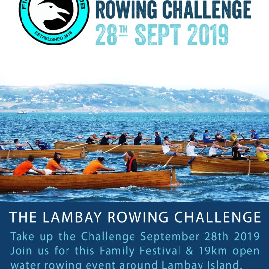 The Lambay Rowing Challange_Poster_2019