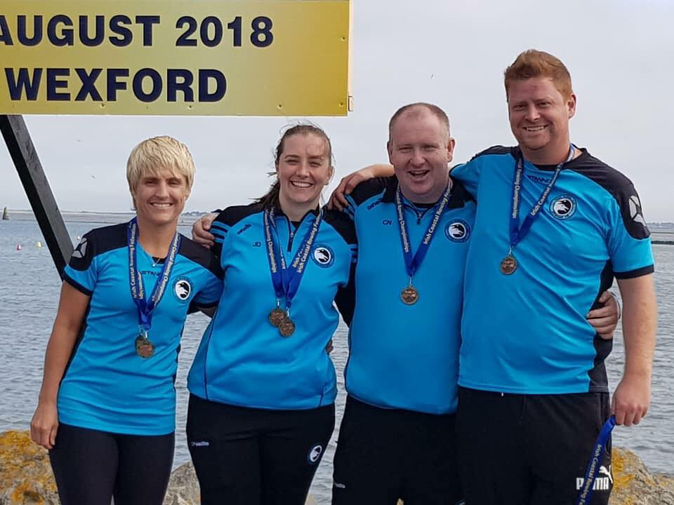Fingal Rowing Club_All Ireland Mixed Crew