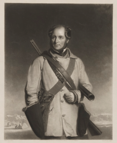 Robert McClure by James Scott, published by Henry Graves & Co, after Stephen Pearce mezzotint, published 15 February 1856.