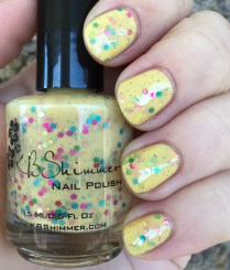 KB Shimmer's Where My Peeps At: Jelly Beans