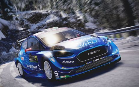WRC 9 Review header