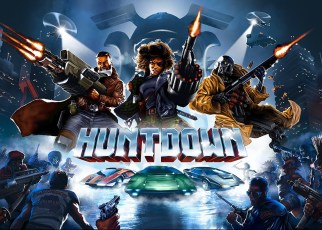 Huntdown Review